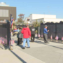 Walk of Honor dedicated at Fresno V.A. Hospital