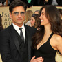 John Stamos stops posting photos of son after being 'dad-shamed'