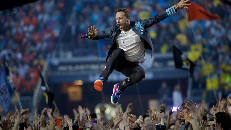 Coldplay releases video recorded in Mexico City