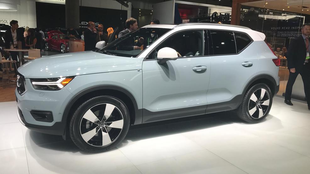 Volvo Begins Delivering Cars Through Its Subscription Program