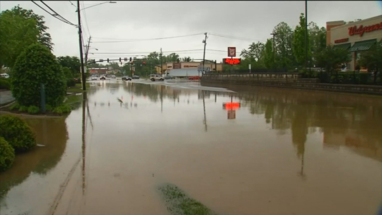 <p>FILE - Flooding is likely in some parts of the mountains with rain falling over the next several days. (Photo credit: WLOS staff)</p>