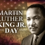 "Local civil rights leaders gather on MLK Day; the message ""unity"" to both sides"