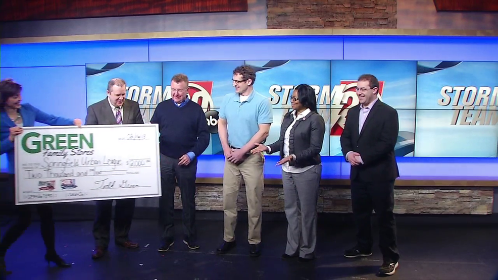 Green Family Stores >> Storm Team Green Family Stores Donate 2k To Springfield
