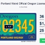 State issues cease-and-desist order for 'Keep Portland Weird' license plate campaign