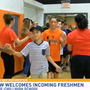 C-C students welcome incoming freshmen