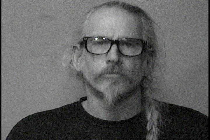 "Charles Beath III, 59, was arrested and released on a complaint of possession and illegal use of fireworks July 27 during the ""Gathering of the Juggalos"" in Oklahoma City. Mug from a previous arrest. (Oklahoma County Jail)"