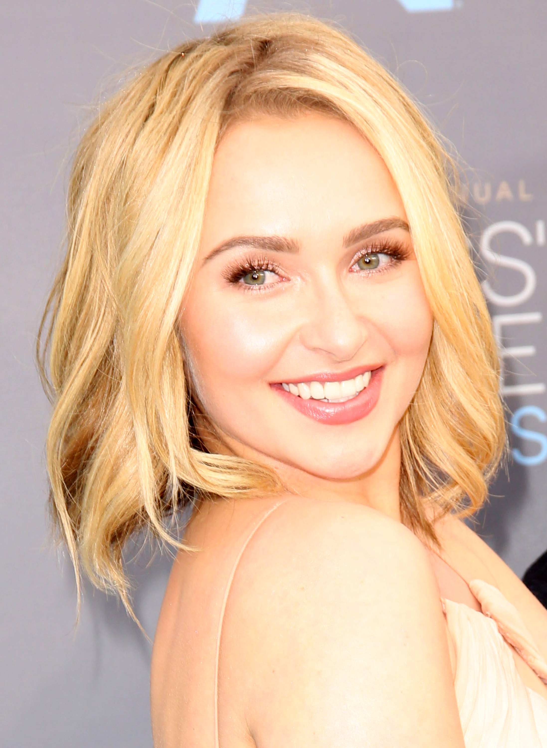 Celebrities attend The 21st Annual Critics' Choice Awards at Barker Hangar.  Featuring: Hayden Panettiere Where: Los Angeles, California, United States When: 17 Jan 2016 Credit: Brian To/WENN.com