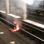 Crystal City and Pentagon City Metro stations close after video shows fire on tracks