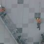 Scaffolding collapse, rescue in South Florida