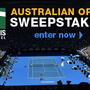 Tennis Channel's 2019 Australian Open Giveaway Contest