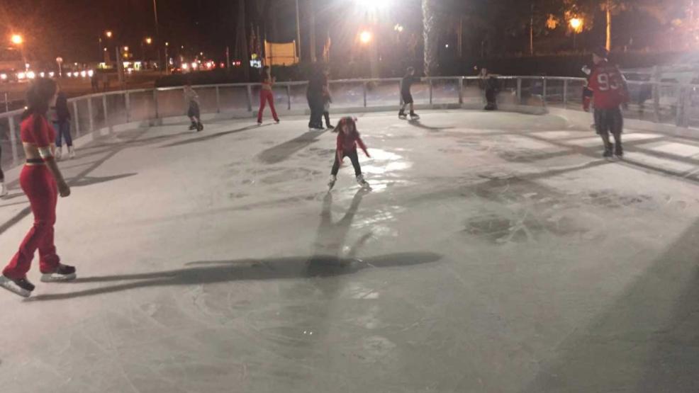 Ice Skating Rink Palm Beach County