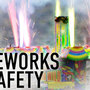 Fire department warns of fireworks safety, using legal fireworks in Oregon