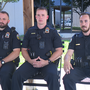 """It's humbling"": 3 Chattanooga police officers describe saving woman from fire"