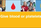 American Red Cross Contest: Who can get the most people out to our blood drive?