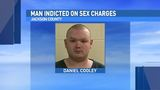 Man indicted on Sex Charges