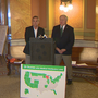 Democrats tour the state pushing medical marijuana bill
