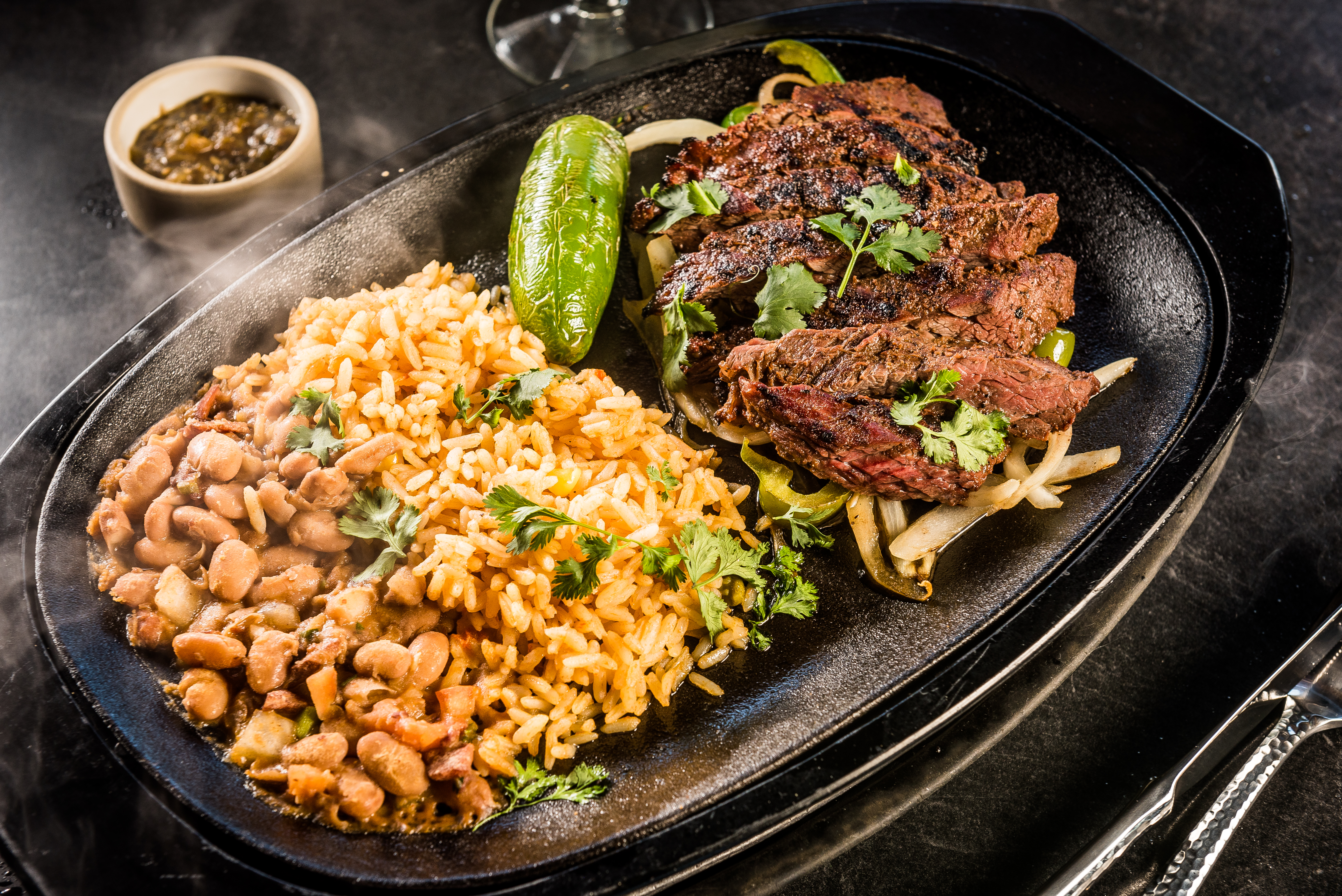 Local Tex-Mex chain Guapo's has brought its crowd-pleasing margaritas and fajitas to Georgetown. (Image: Rey Lopez)