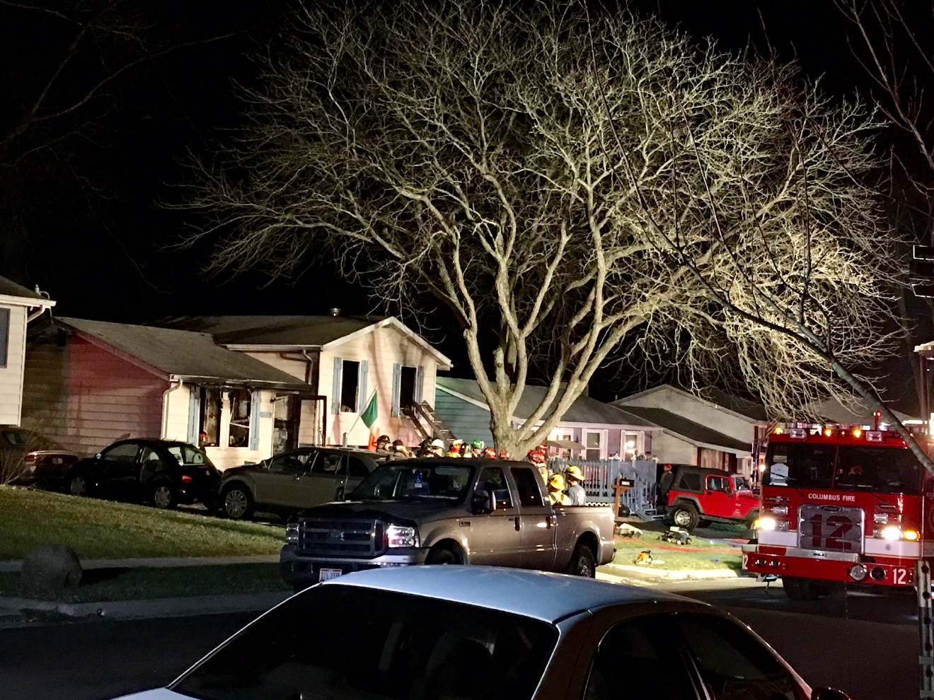 Columbus Fire said a grandmother,  mother, daughter died after the house fire on Cherry Creek Pkwy near Norton Rd and Hall Rd. (WSYX/WTTE)