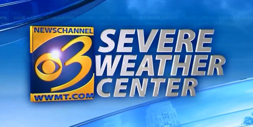 Severe Weather Center. (WWMT)<p></p>