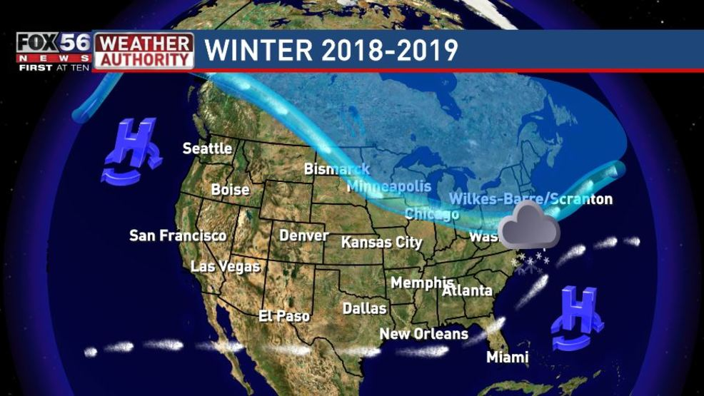Mike Linden\'s Winter Forecast 2018/2019 | WOLF