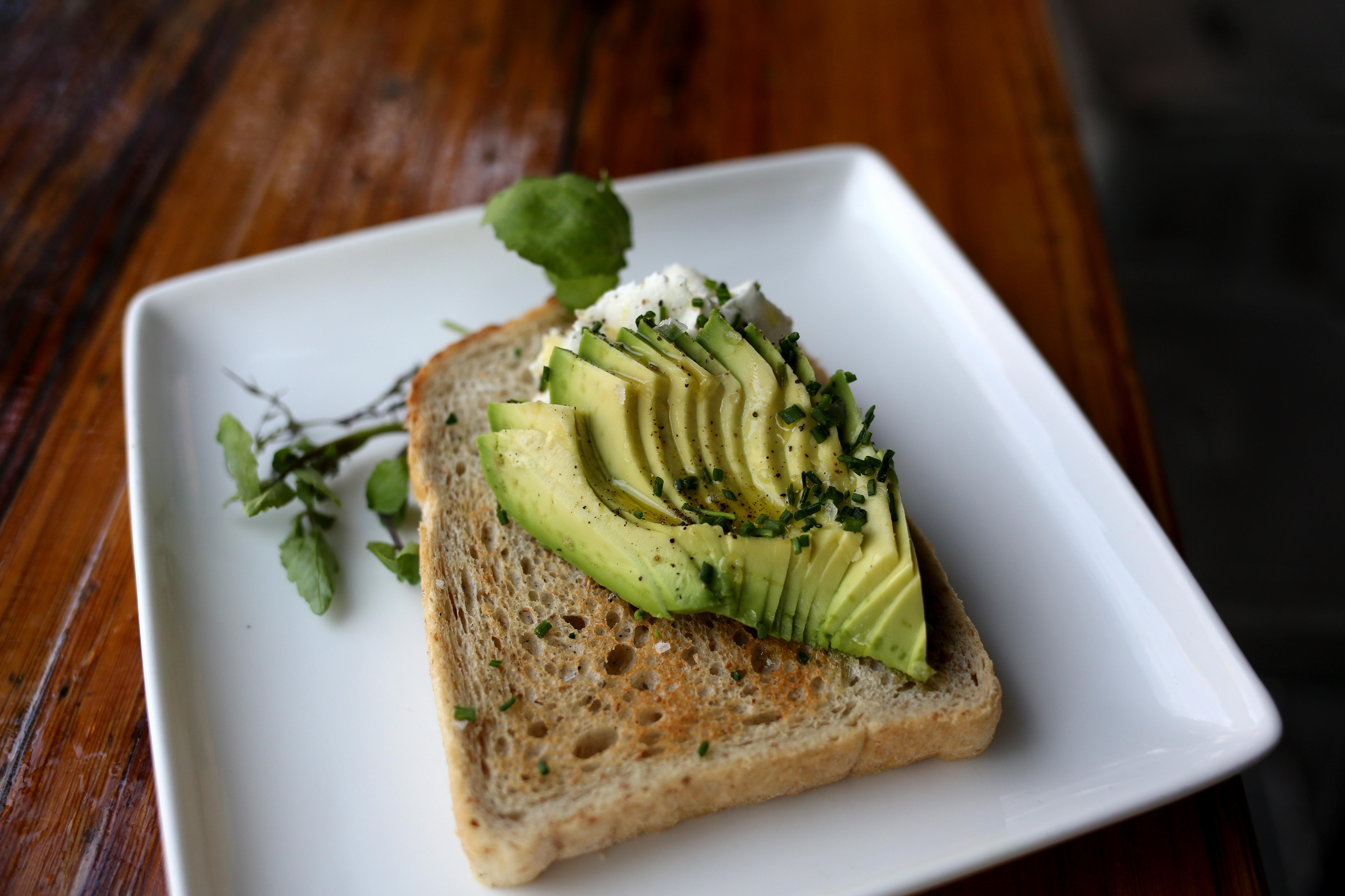 Slipstream in Logan Circle is loved for it's cafe and bar, but don't sleep on their avocado toast. It's one of the most simple versions in D.C. - it's topped with fresh, un-mashed avocado, sea salt, cracked pepper and olive oil - which is exactly how I ate it growing up in southern California. However, they added on a goat cheese mousse that makes every bite melt-in-your-mouth delicious. You can also add on bacon or salmon if you want something a little more substantial, but I'm a bit of a purist. (Amanda Andrade-Rhoades/DC Refined)