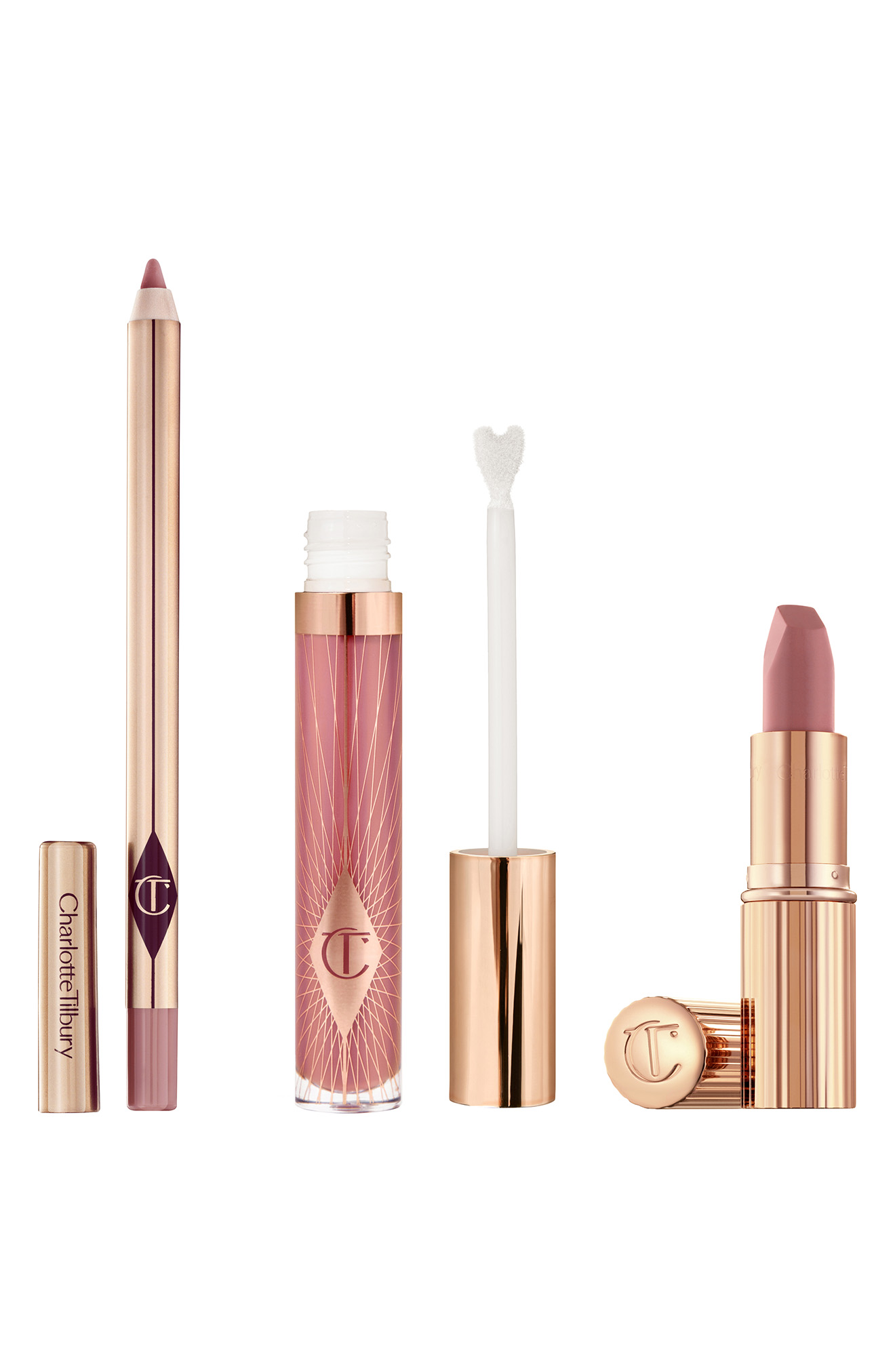"Perfect your pout with{&nbsp;}<a  href=""https://www.nordstrom.com/s/charlotte-tilbury-pillow-talk-lip-secrets-set-91-value/5585559?origin=keywordsearch-personalizedsort&breadcrumb=Home%2FAll%20Results&color=none"" target=""_blank"" title=""https://www.nordstrom.com/s/charlotte-tilbury-pillow-talk-lip-secrets-set-91-value/5585559?origin=keywordsearch-personalizedsort&breadcrumb=Home%2FAll%20Results&color=none"">Charlotte Tilbury Pillow Talk</a>{&nbsp;}Lip Secrets, $68 ($91 after sale) (Image: Nordstrom)"