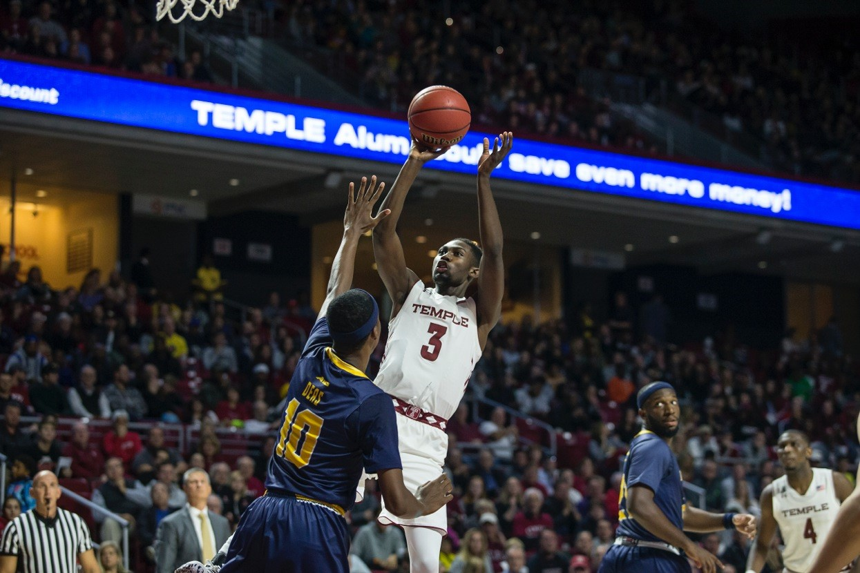 Photo courtesy Temple Athletics