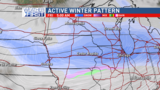 Winter storm to end the week in eastern Iowa
