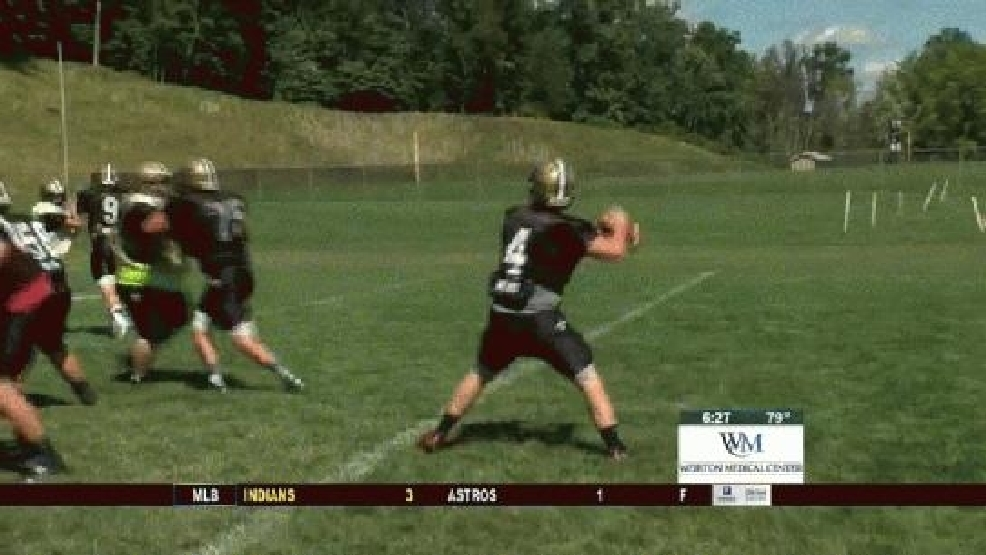 2014 WTOV9 Football Preview - Tuscarawas Central Catholic Saints