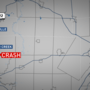Waupaca county semi vs. car crash with injuries