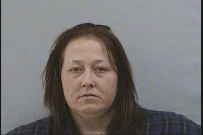Tonya Chris-Ann Mullinax, 40, of Jack McKinney Road in Forest City, one count of conspiracy to traffic methamphetamine; $1 million bond. Photo: State Bureau of Investigation