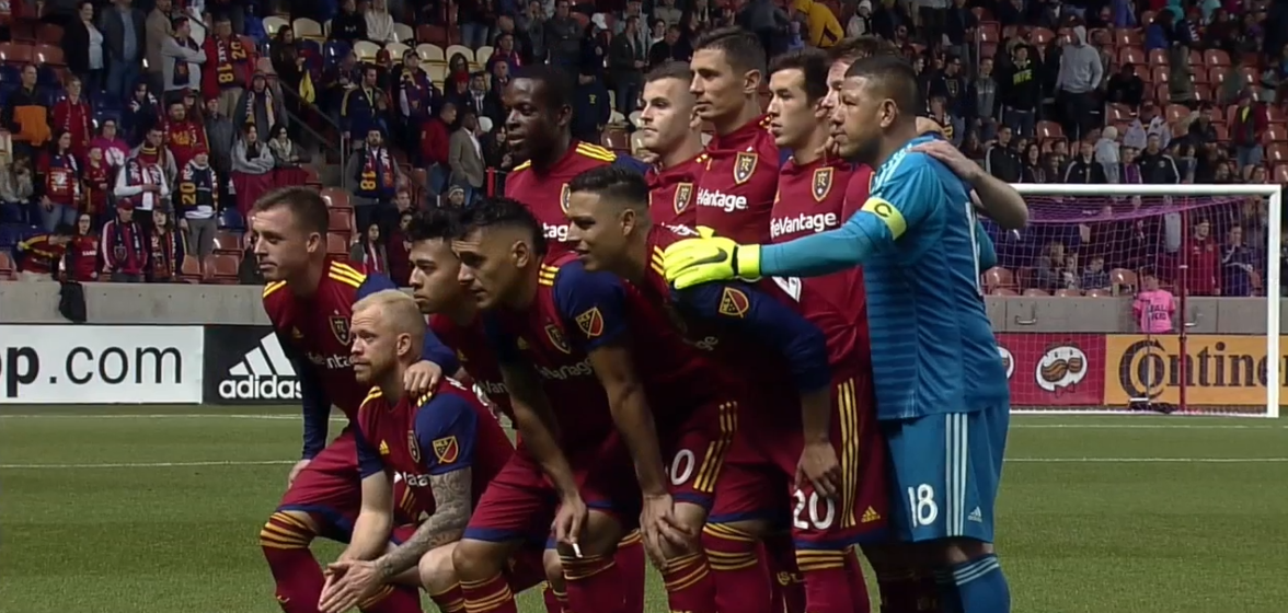 FILE PHOTO - Real Salt Lake soccer game was postponed after players joined other sports leagues in protest. (Photo: KUTV)