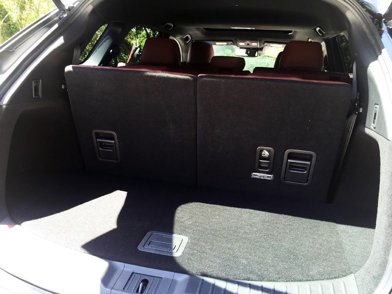 Mazda mazda cx 9 third row : 2016 Mazda CX-9: Family vehicles can be sexy [First Look] | WSET