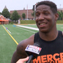 Mitchell earns way back on gridiron at Mercer