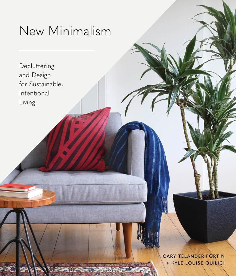 <p>New Minimalism: Decluttering and Design for Sustainable, Intentional Living by Cary Telander Fortin and Kyle Louise Quilici. Americans like to declutter and yet we still accumulate more and more stuff. New Minimalism from Sasquatch helps get to the heart of why we accumulate so much and live in cluttered homes. Professional decluttering and design team Cary and Kyle of New Minimalism will take you through every step to a well designed space that doesn't fill up the landfill but instead helps you donate and reuse your existing belongings. (Image: Sasquatch Books){&amp;nbsp;}</p>