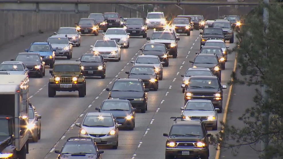 Plan ahead: Several weekend road closures likely to backup traffic