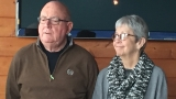 Rotary Club recognizes Hank, Johanna Hickox for longtime community service