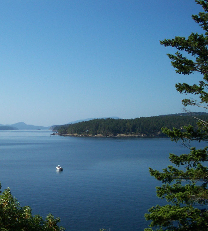 Ram Island is located about 9 miles east of Anacortes Washington on Lopez Pass between Lopez and Decatur Islands, and is 8.8 acres according to the San Juan County Assessor. It's for sale with Kent Meeker Inc. for $3.5 million.(Image: Kent Meeker)
