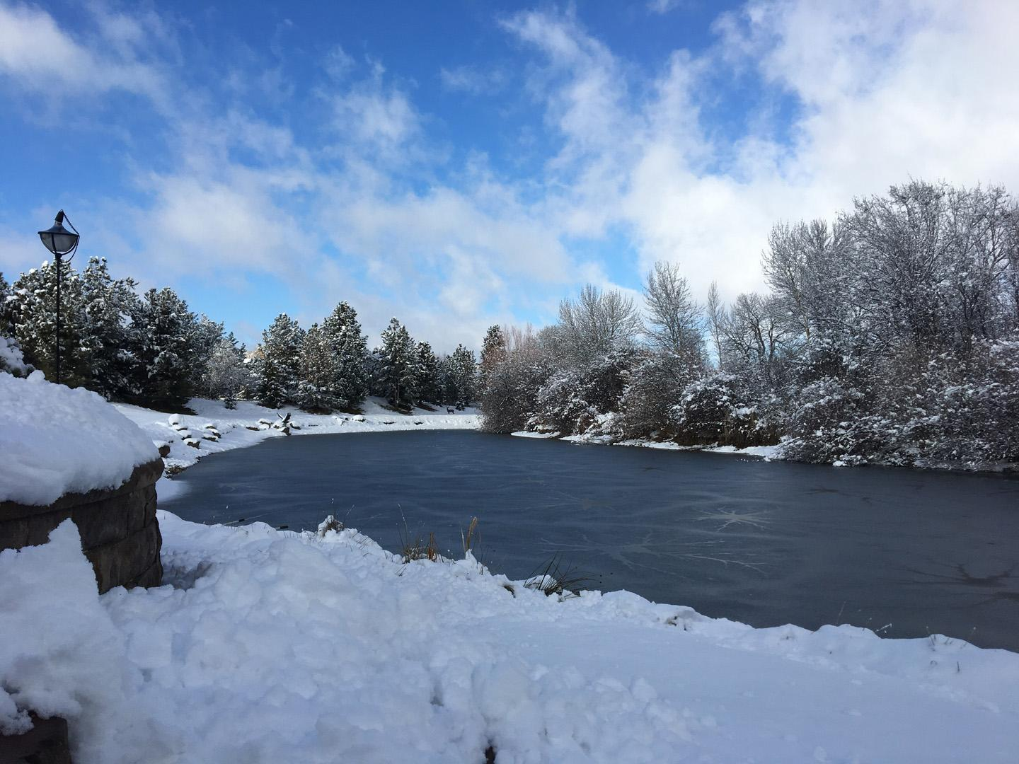 The Treasure Valley saw more snow Friday night. These are some images our viewers captured and shared with us. We love seeing your photos so keep them coming! Send them to us at: burst.com/IdahoNews