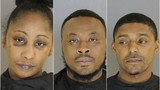 Three arrested at Sumter motel after man broke into ex-girlfriends home, fired shots