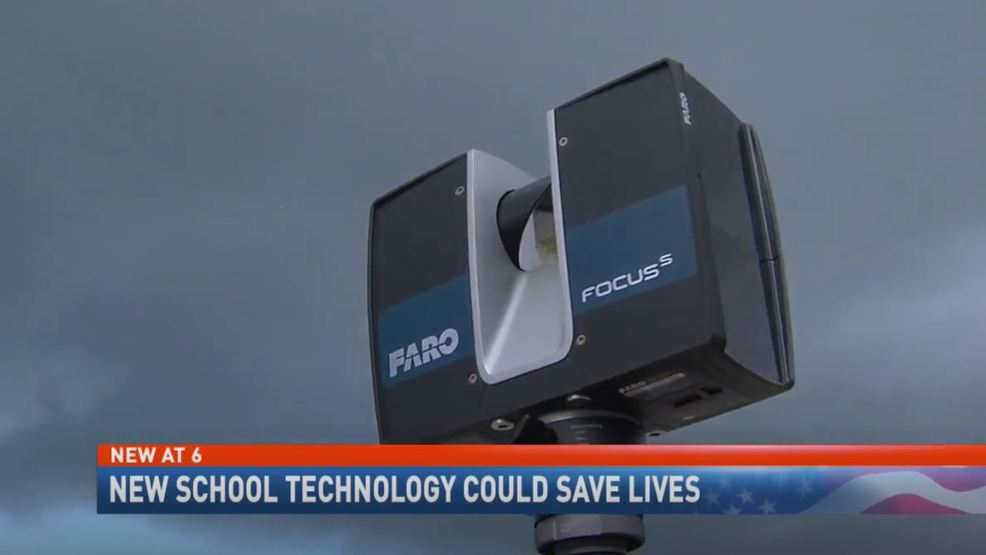 (WPMI) New laser tech to enhance local school safety