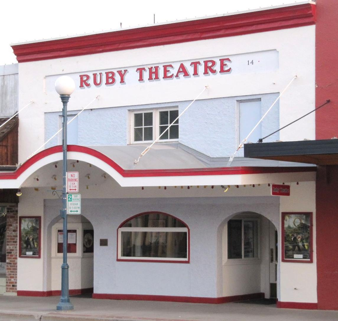 The Ruby Theatre has been a fixture in Chelan, WA since 1914 when it was built, and named after the first manager's daughter. It's believed to be the oldest running film theater in the state, and we'd be pretty comfortable guessing that extends to the Northwest. 135 E Woodin Ave. Chelan, Washington. (Image: Ruby Theatre Facebook page)