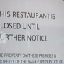 Si Casa Flores Restaurant owner files bankruptcy; closes it's doors