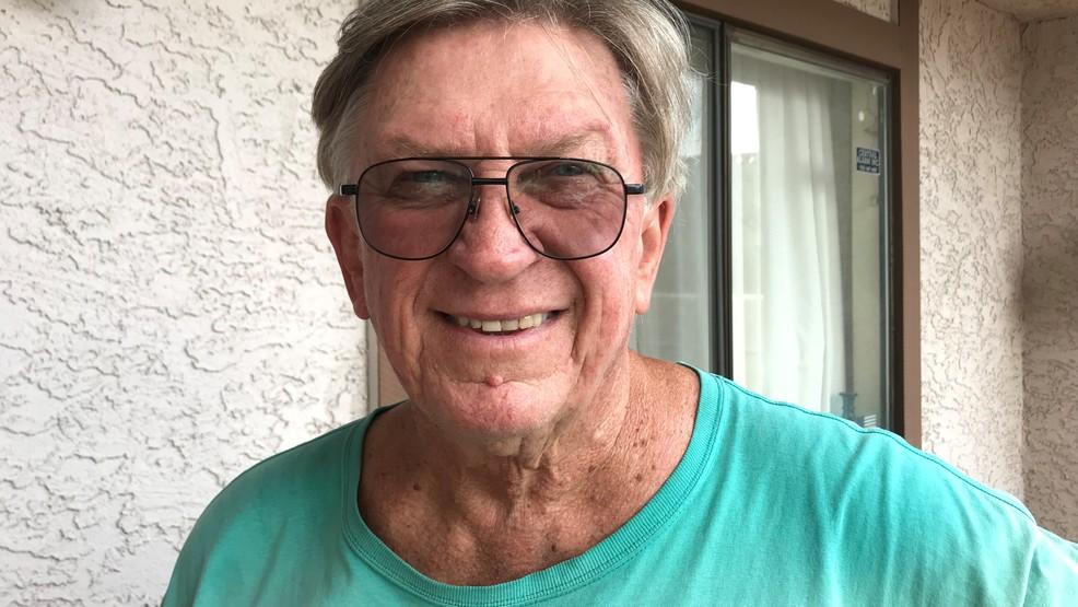 68 year old man