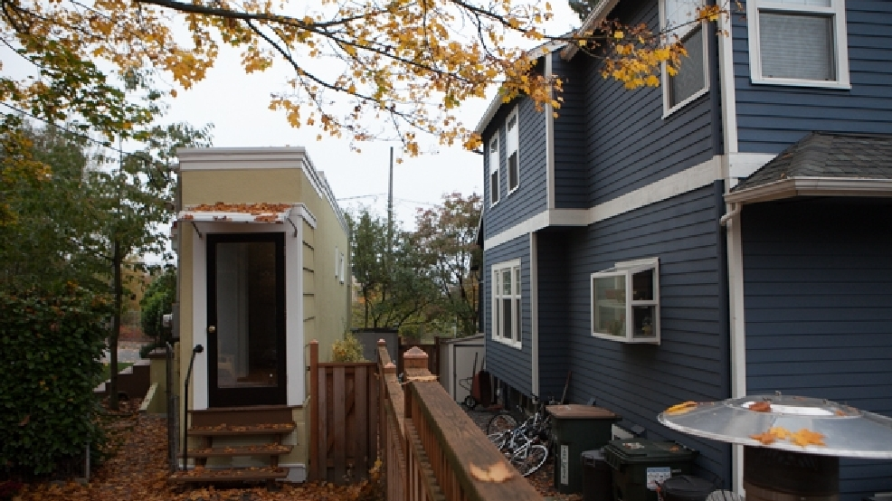 Seattles tiny house built out of spite sold