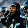Richard Sherman leads treasure hunt, hides gear for hopeful 12s