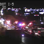 Suspected DUI driver arrested after wrong-way crash on I-5 near Burlington