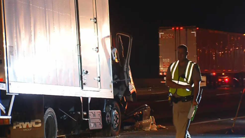 Lanes of SB I-5 near the Grapevine back open after overnight