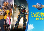 Universal Studios Hollywood Ticket Giveaway