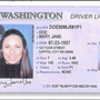 Washington won't release driver's license info without order